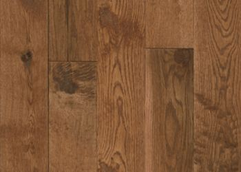 White Oak Solid Hardwood - Gunstock
