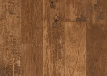 Hickory Solid Hardwood - Gold Rush