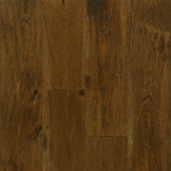 Armstrong American Scrape Hardwood Hickory - River House Hardwood Flooring - 3/4