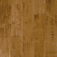 Armstrong American Scrape Hardwood Maple - Gold Rush Hardwood Flooring - 3/4