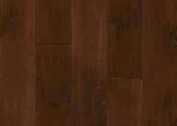 Maple Solid Hardwood - Cranberry Woods