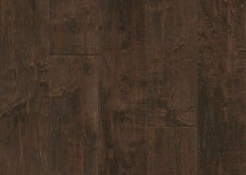 Maple Solid Hardwood - Brown Ale