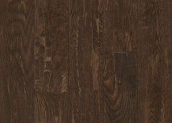 White Oak Solid Hardwood - Brown Saddle