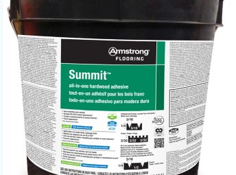 Summit All-in-One Hardwood Adhesive