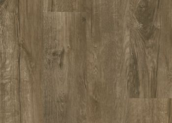 Gallery Oak Luxury Vinyl Tile - Chestnut