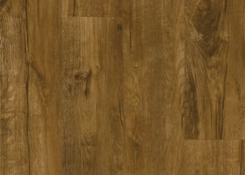 Gallery Oak Luxury Vinyl Tile - Cinnamon