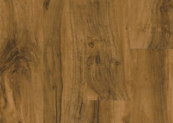 Kingston Walnut Luxury Vinyl Tile - Clove