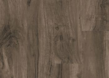 Kingston Walnut Luxury Vinyl Tile - Smokey Topaz