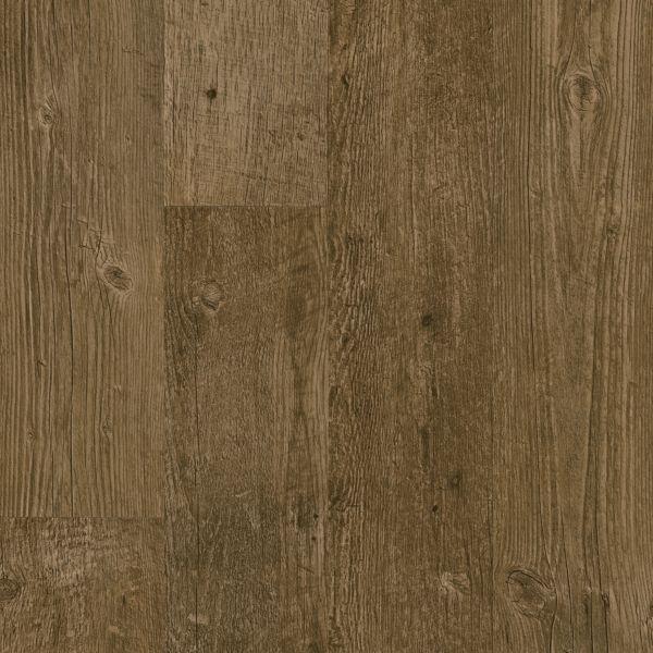 Armstrong Vivero Better Bluegrass Barnwood - Fiddle Brown Luxury Vinyl Tile