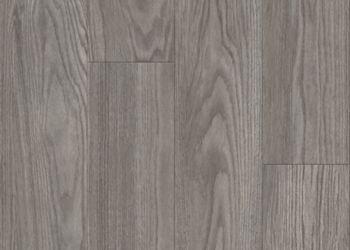 米尔福德豪华橡木乙烯基瓷砖-孤独的灰色