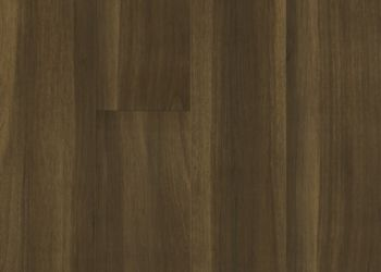 West Side Walnut Luxury Vinyl Tile - Bistro Brown