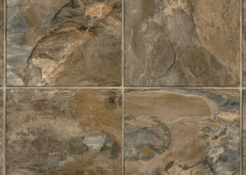 Rockhampton Vinyl Sheet - Italian Earth