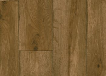 Cross Timbers Feuille de vinyle - Chestnut