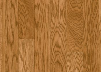 Winsford Oak Vinyl Sheet - Gunstock
