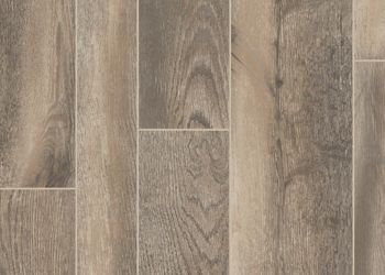 Ceruse Oak Feuille de vinyle - Crossfield Brown