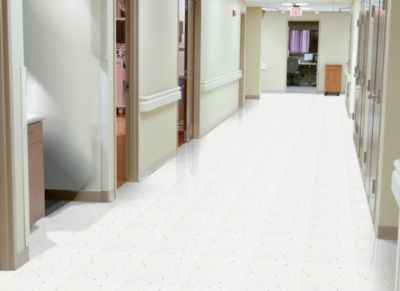 Polar White 51941 Armstrong Flooring Commercial
