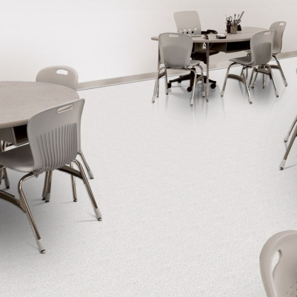 Chalk White 52140 Armstrong Flooring