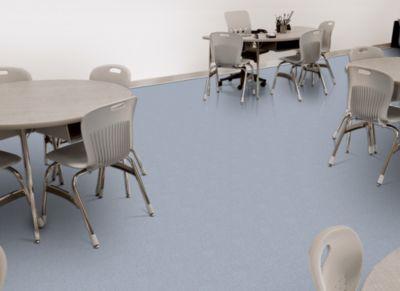 Vct Vinyl Composition Tile Flagstone Blue: 52141