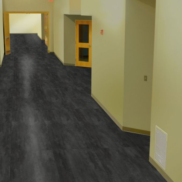 Silk Scarf Black Silver Tp715 Armstrong Flooring Commercial