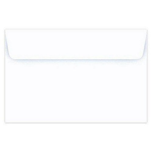 Envelope - Jumbo Postcard - White