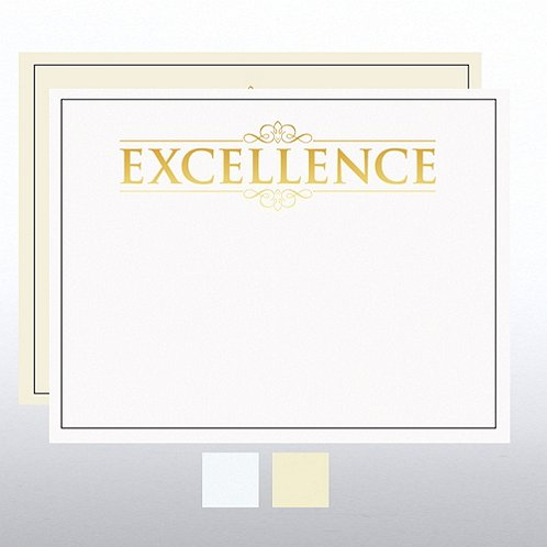 Foil Certificate Paper - Excellence