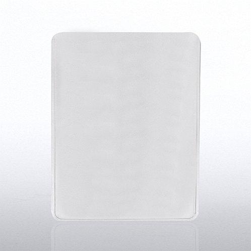 Badge Holder - Name Badge - Vinyl w/Magnetic Attachment