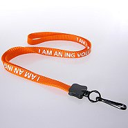 Premium Custom Lanyards - 1/2