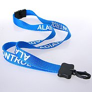 Premium Custom Lanyards - 3/4