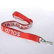 Embroidered Custom Lanyards - 3/4