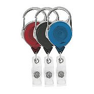 Badge Reel - Carabiner