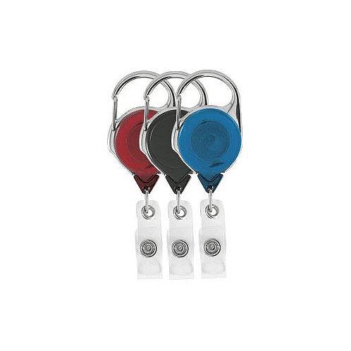 Badge Reel - Carabiner