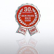 Custom Anniversary Seal- Ribbon