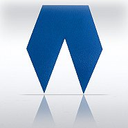 Satin Award Ribbons - Blue