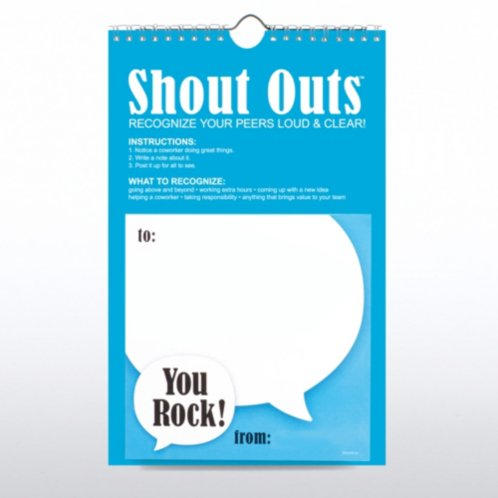 Shout Out - Positive Praise - You Rock - CLOSEOUT at ...