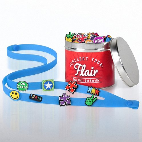 Collect Your Flair Starter Pack - Lanyards