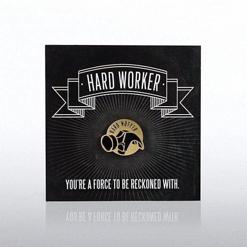Magnets of Success - Hard Worker