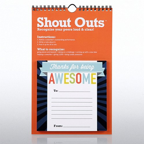 Shout Out - Thanks for Being Awesome - CLOSEOUT