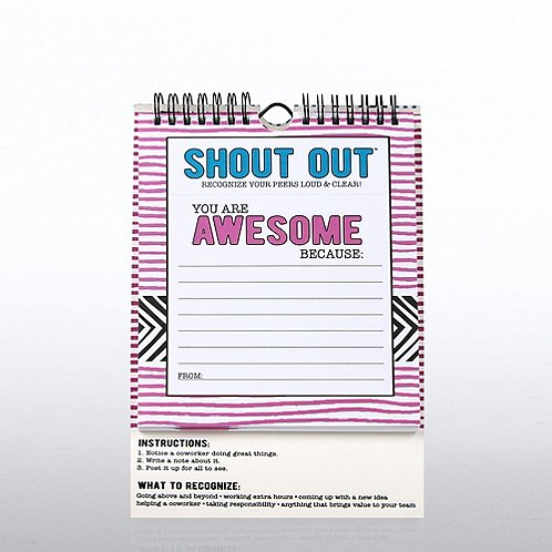 Shout Out - You're Awesome Because