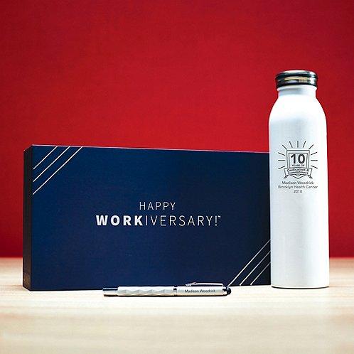 Workiversary Gift Set - Employee Anniversary Premium Gift