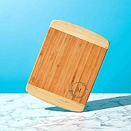 Eco-Wise Bamboo Cutting Board