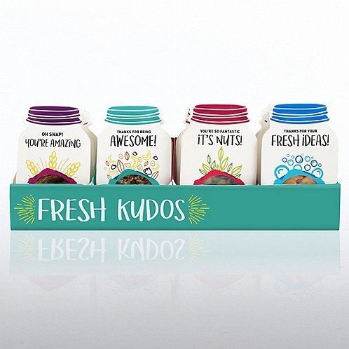 Cheers Kit - Fresh Kudos Healthy Snacks Edition
