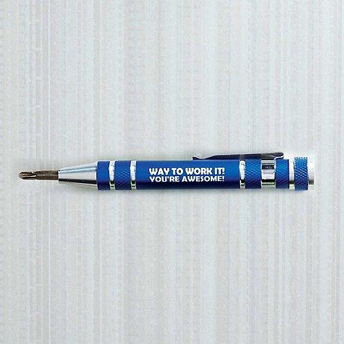 Pocket Tool Kit - Way To Work It