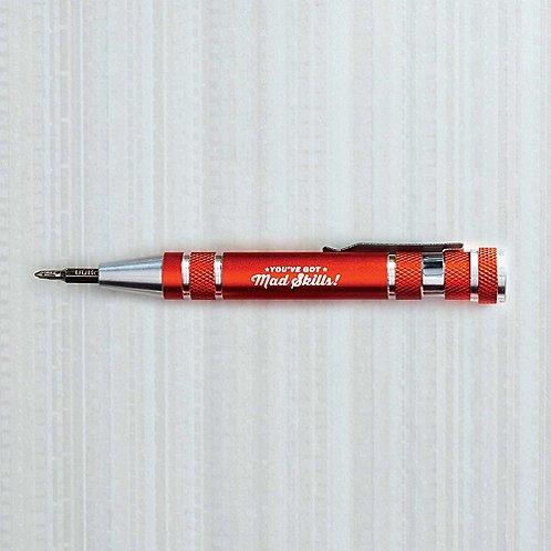 Pocket Tool Kit - You've Got Mad Skills