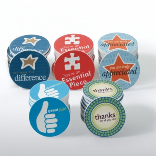 employee tokens of appreciation | just b.CAUSE