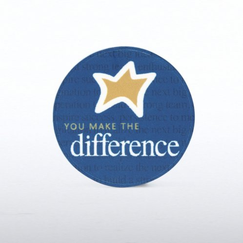 Tokens of Appreciation - You Make the Difference at Baudville.com