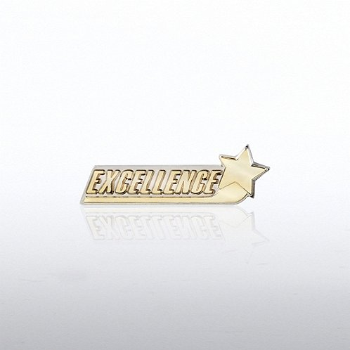 Lapel Pin - Swoosh Star Excellence