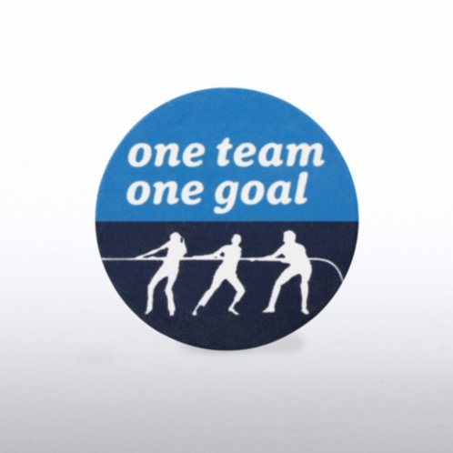 Tokens of Appreciation - One Team, One Goal at Baudville.com