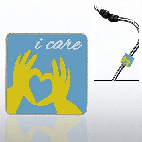 Steth-o-Charm - I Care Hands