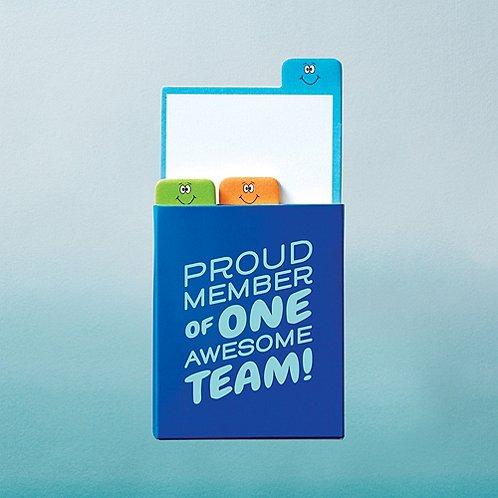 Value Emoti Notepad Set - Proud Member