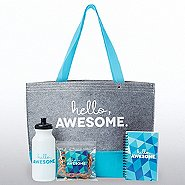 Tote-ally Fantastic Gift Set - Hello, Awesome